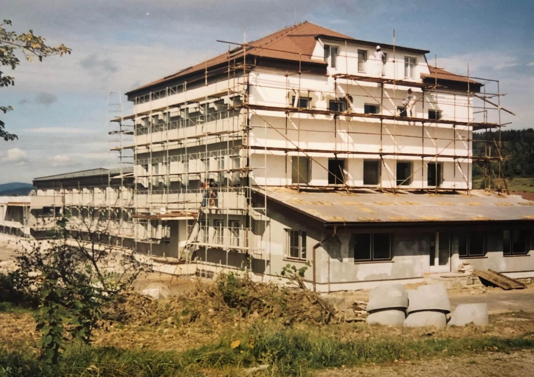 Zahájení rekonstrukce budov bývalé pekárny