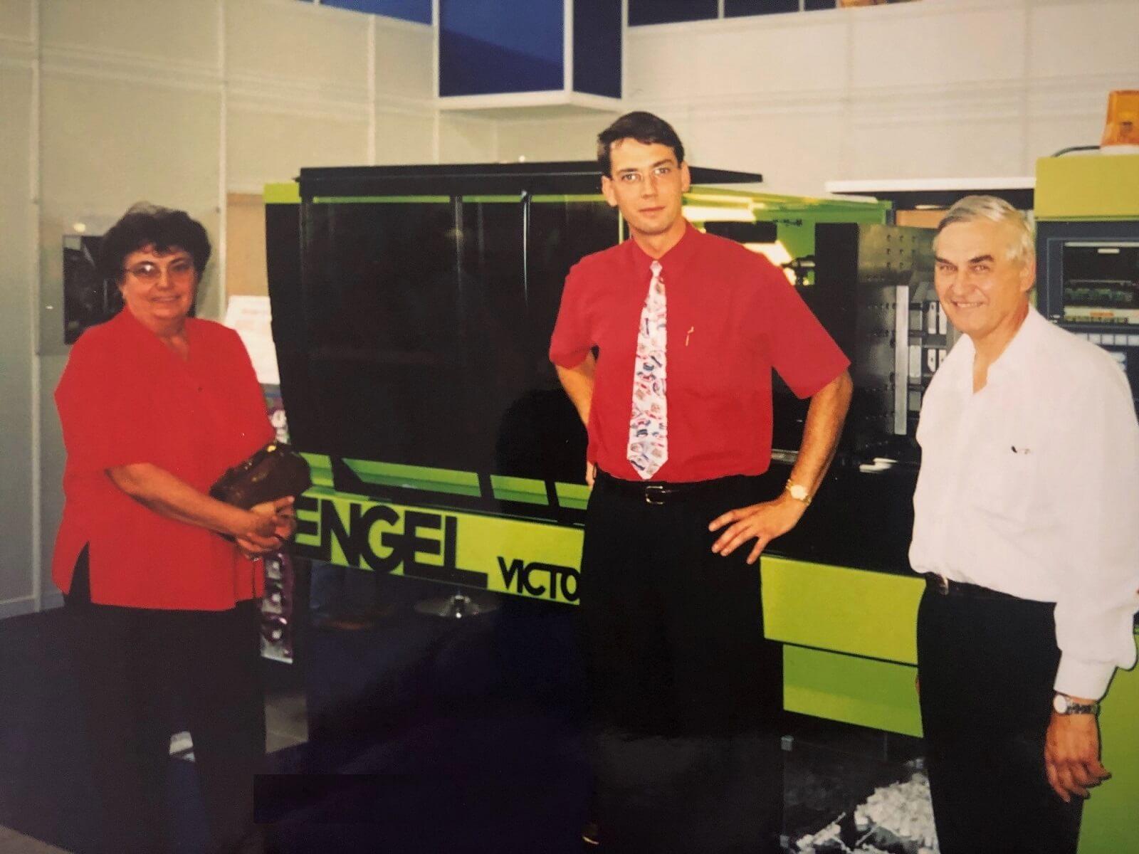 Modernizace výroby a nákup nových strojů