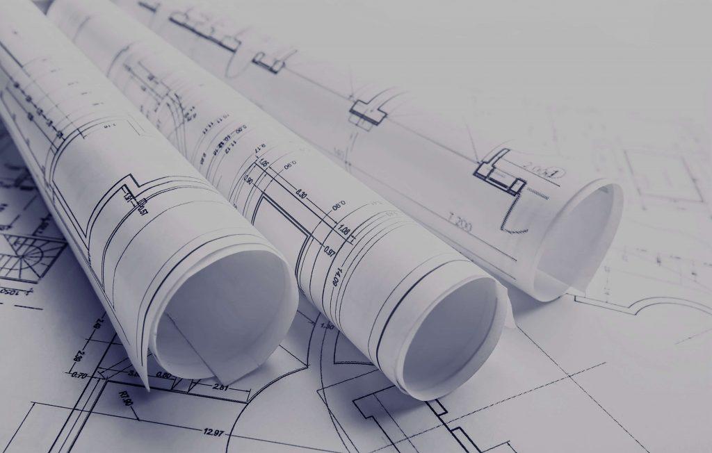 Příprava pozemku a výkresové dokumentace kvýstavbě haly č. III